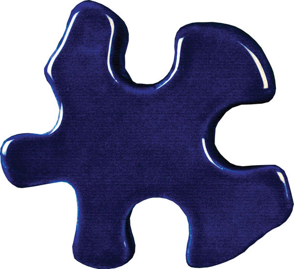 Tp 21 midnight blue puzzle cutout