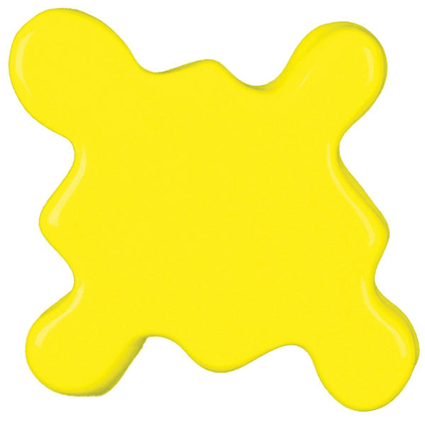 Tp 60 yellow puzzle cutout