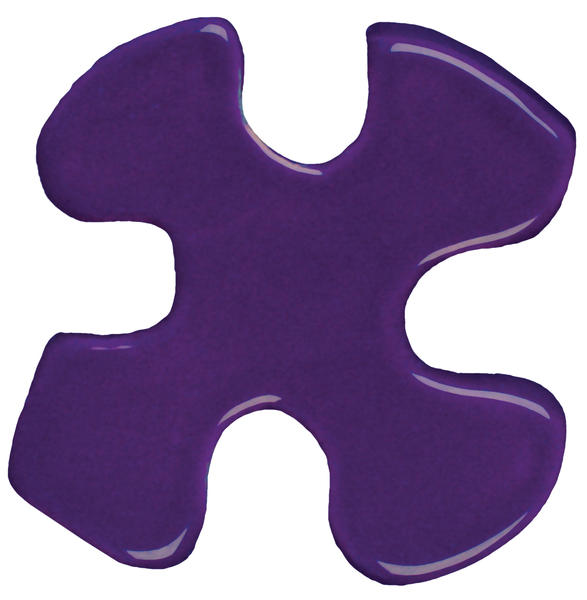Tp 51 grape puzzle cutout