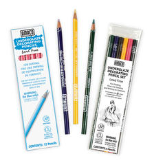 Class Packs and Sets > Underglaze Pencil Set
