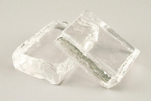 Glass Casting Billets Clear 2 Glass Amaco Brent