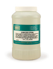 Gum solution 16 oz jar 41371n sized