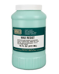 Glaze Additives and Aids > Wax Resist