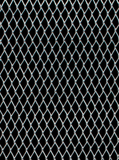 Diamondmesh aluminum