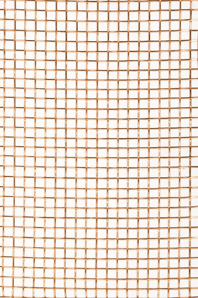 Wireform decorative mesh copper