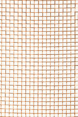 Wireform > Decorative Mesh 8 - Copper