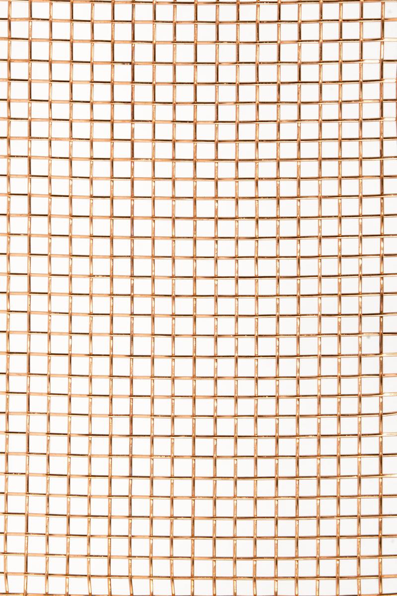 wireform decorative mesh copper - Decorative Mesh