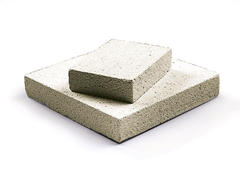"Kiln Furniture And Accessories > Refractory Block 4"" X 3"""