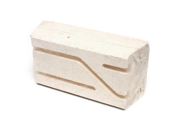 Brick  grooved terminal ex 1266 24281n