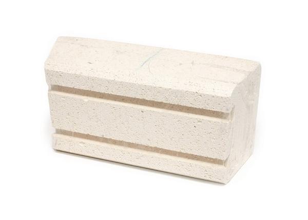 Brick  grooved straight ex 257 24242f