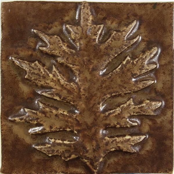 Lt34 antique brown leaf tile 2048px