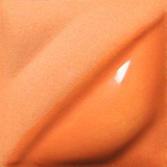 (V) Velvet Underglaze > V-384 Real Orange Underglaze