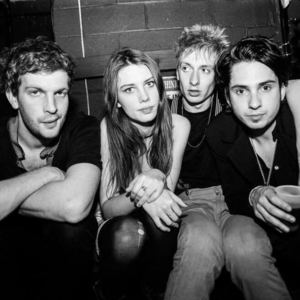 Wolf Alice at The Amazing Sessions