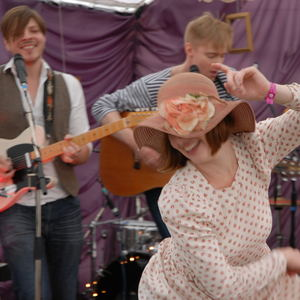 Skinny Lister at The Amazing Sessions