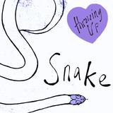 Throwing Up - Snake