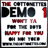 The Cottonettes - For The Boys