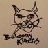 Balcony Kittens - Sorry, Baby Love (We'll Never Join the Mile High Club)