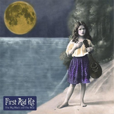 FIRST AID KIT - THE BIG BLACK AND THE BLUE (Wichita Recordings)