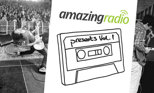 Amazing Radio Presents, Vol.1 - 32 Great tracks in a handy compilation available to buy now!