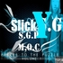 SlickySGP - AINT GETTING MONEY - SLICKY FEATURING SAIVEY, TGLOBAL.