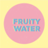 fruity water - Wood Pigeon