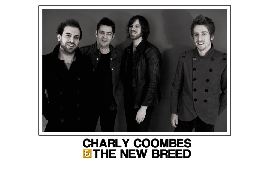 Charly Coombes & The New Breed
