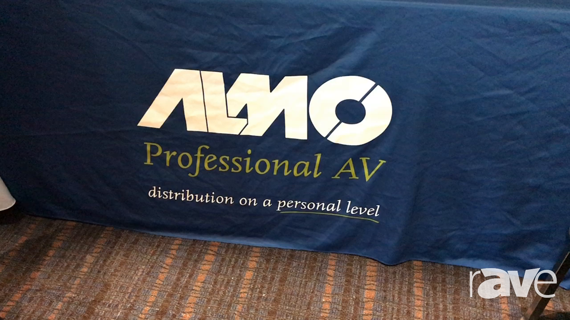 AVI LIVE: Almo Pro A/V Presents the Sharp PNY556 24/7 Monitor for Professional Installs