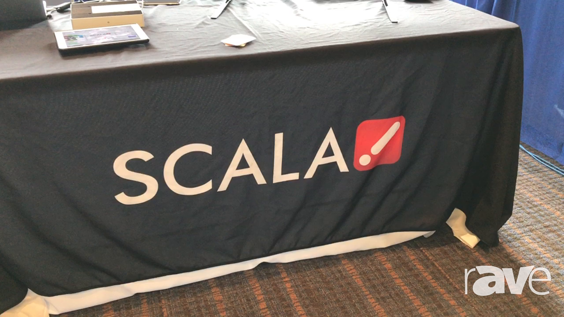 AVI LIVE: Scala Shows Scala Fling Solution with IP Control Capibilities
