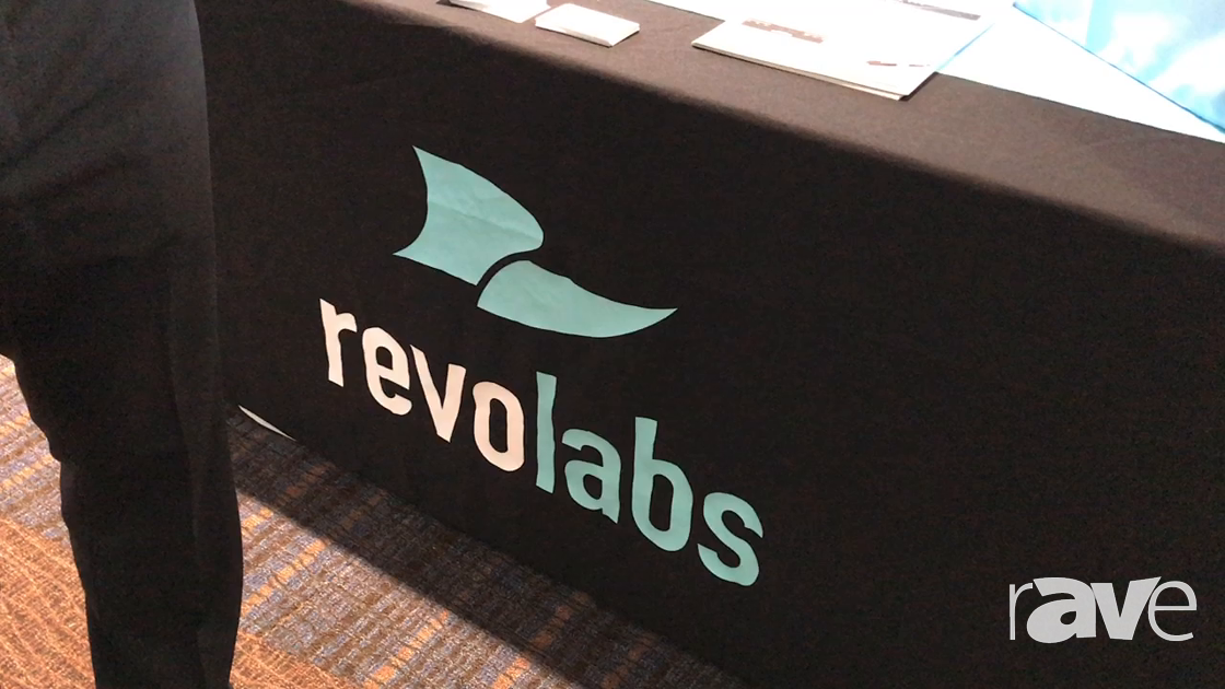 AVI LIVE: Revolabs Highlights Yamaha CS-700 Sound Bar, Microphone and UC Products