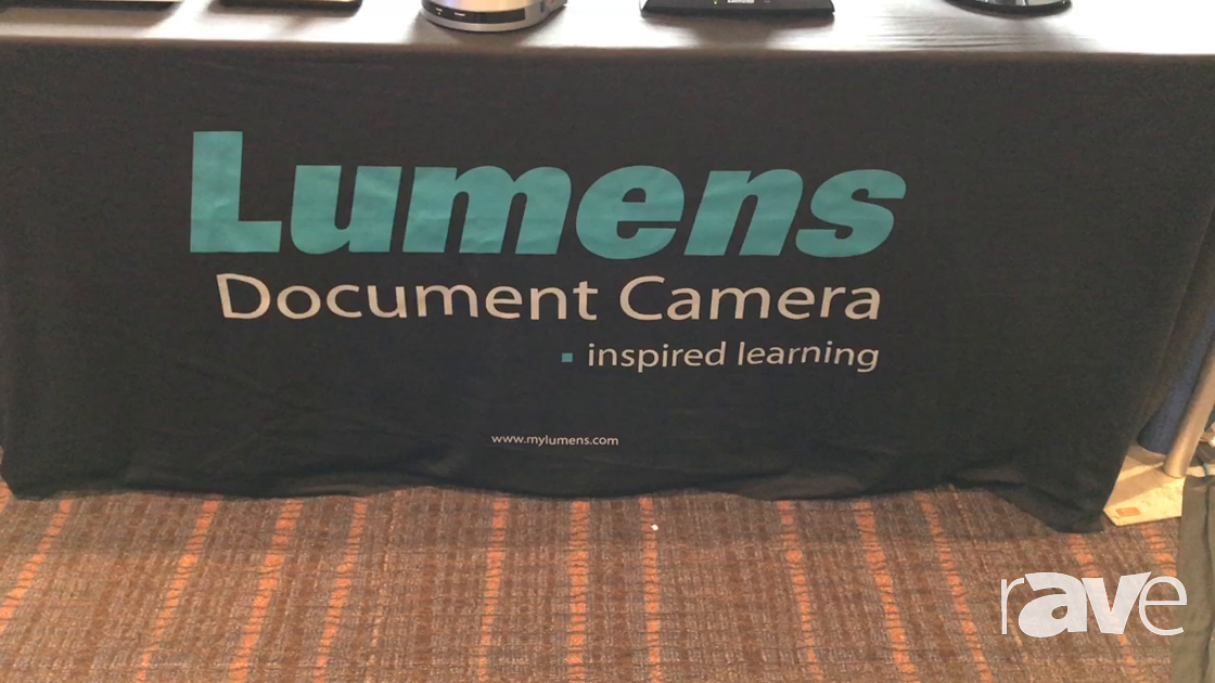 AVI LIVE: Lumens Integration Shows A51S, 30U, and LC102 Camera Products