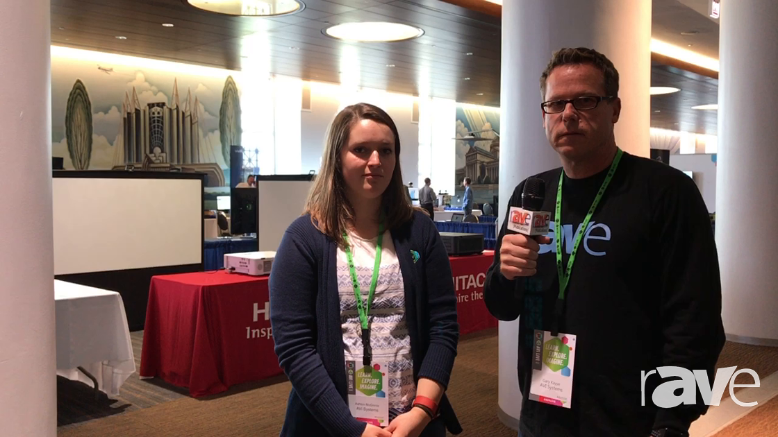 AVI LIVE: Gary Kayye and Ashton McGinnis Talk About AVI Systems AVILIVE Show In Chicago