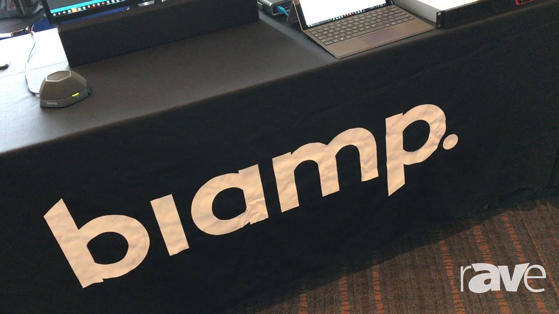 AVI LIVE: Biamp Features TesiraLUX Video over AVB Solution and Devio Collaboration Product