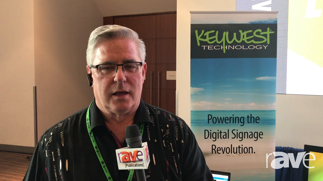 AVI LIVE: Keywest Technology Presents  Cloud-Based Digital Signage Campus Solution