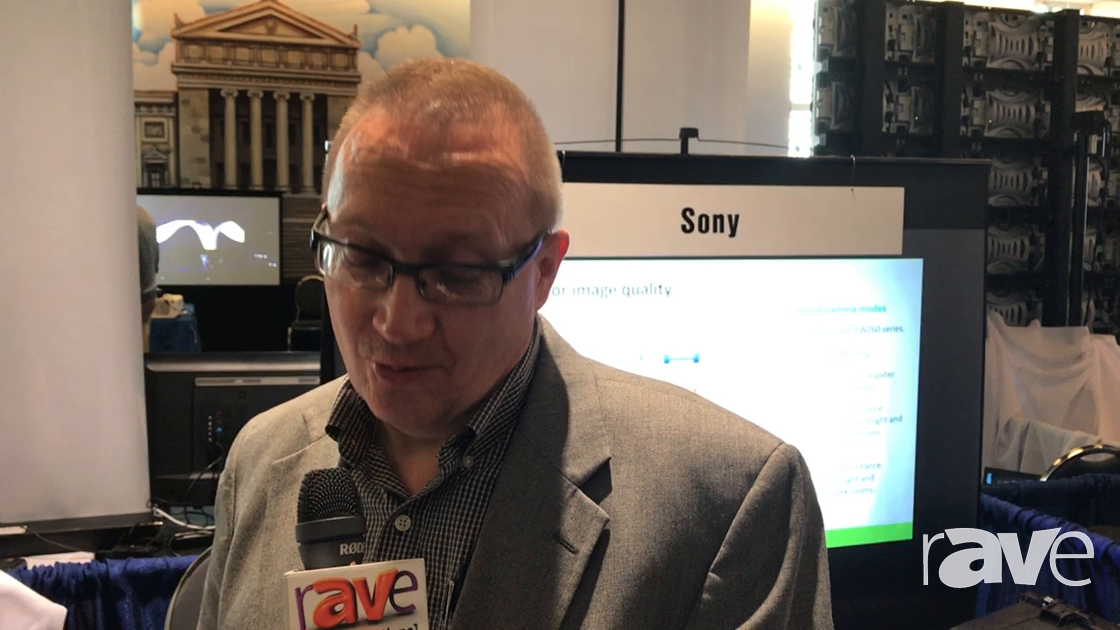 AVI LIVE: Sony Highlights PTZ Products and 500 Controller and Switcher for Live Streaming