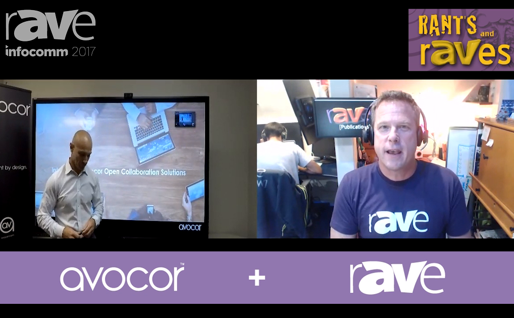 InfoComm 2017: Avocor InfoComm Debut Includes AV Industry Newest Collaboration Board