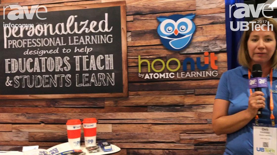 UBTech: Atomic Learning Introduces Hoonuit Online Learning Module