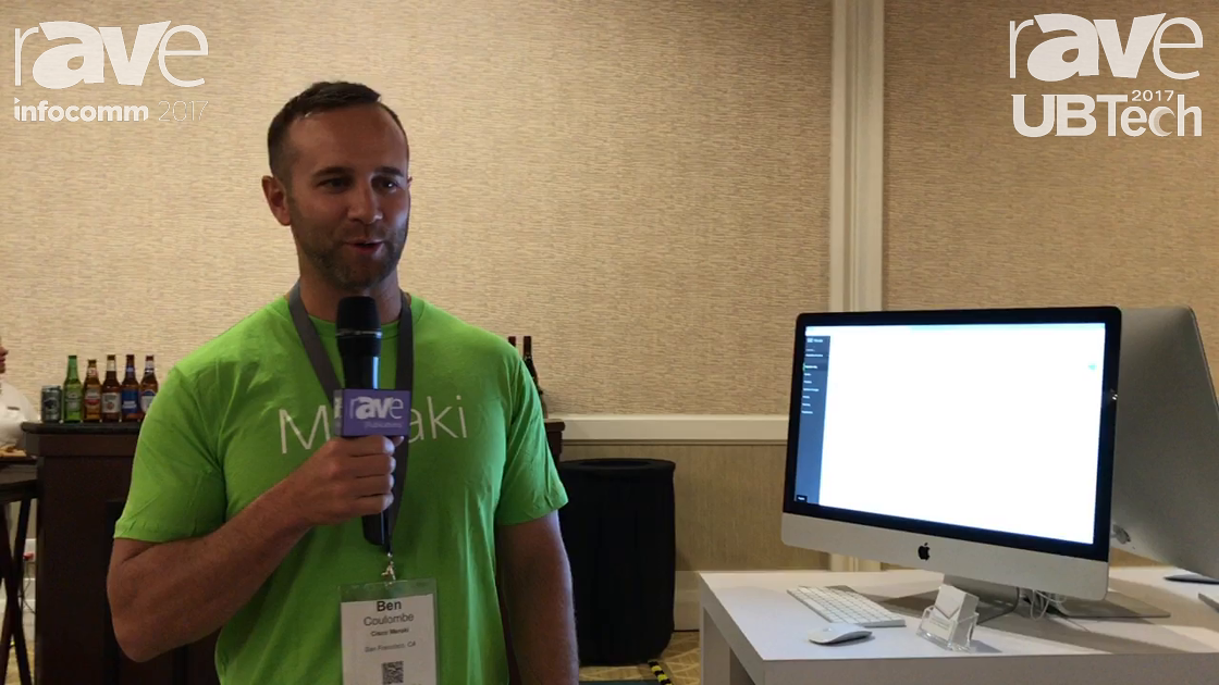 UBTech: Cisco Meraki Features Cloud Network Management