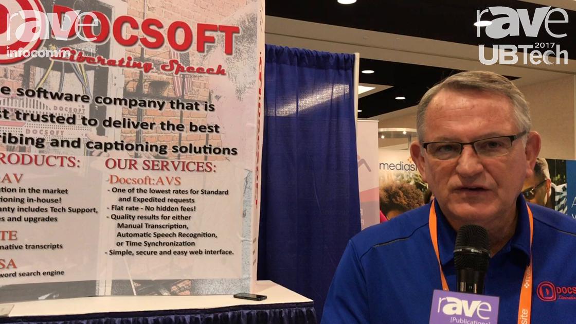 UBTech: Docsoft Introduces Docsoft Software