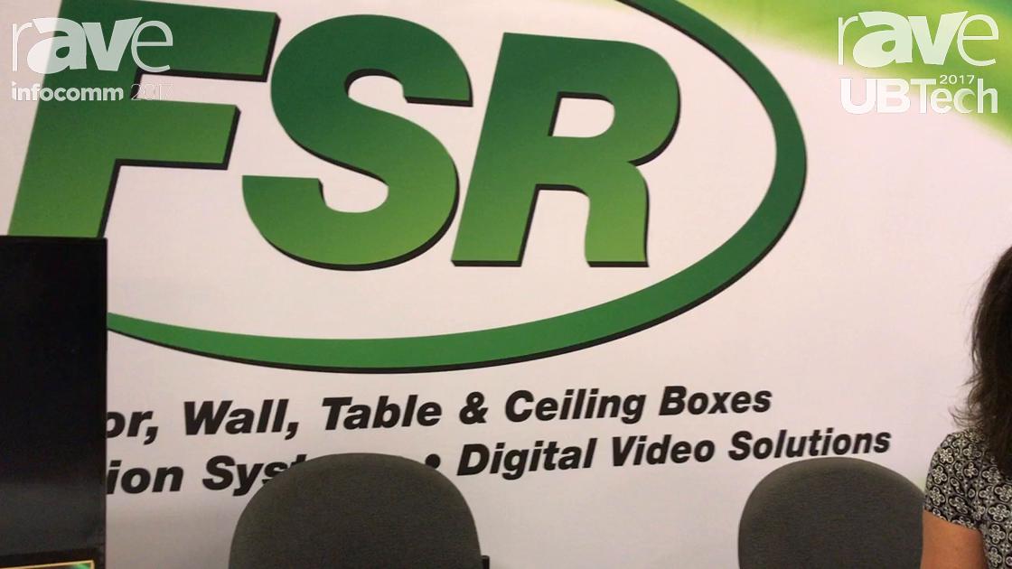 UBTech: FSR Shows Off Huddle BLOX Charging Station