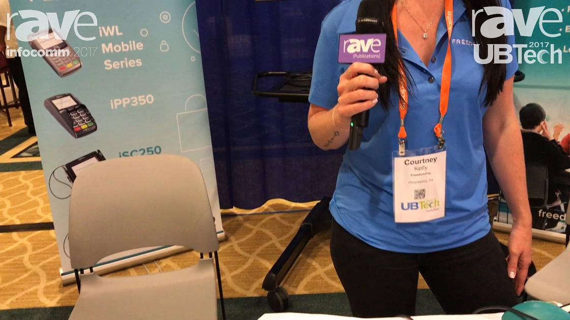 UBTech: FreedomPay Exhibits iSC Touch 250