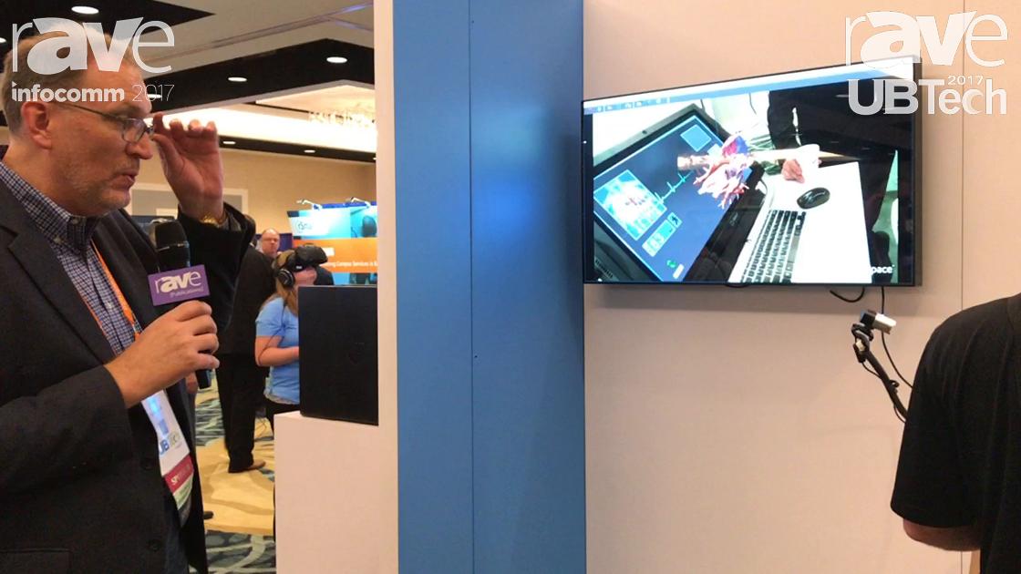 UBTech: HP Shows zSpace 300 VR Desktop