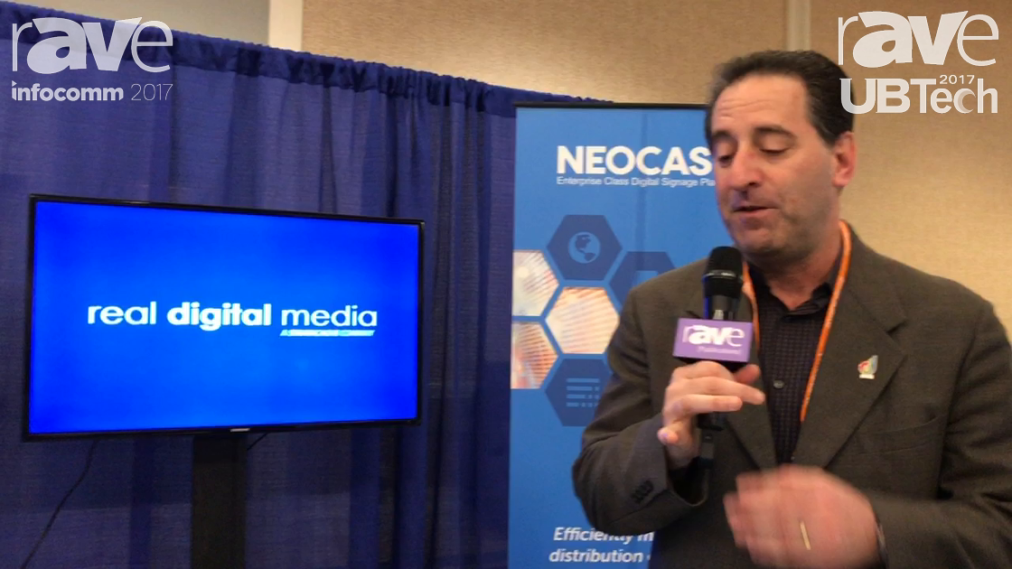 UBTech: Real Digital Media Presents Neocast Emergency Messaging System