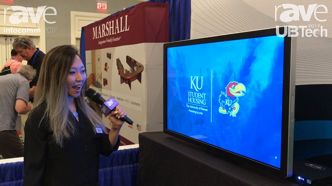 UBTech: Visix Shows the University of Kansas Creative Interactive Project