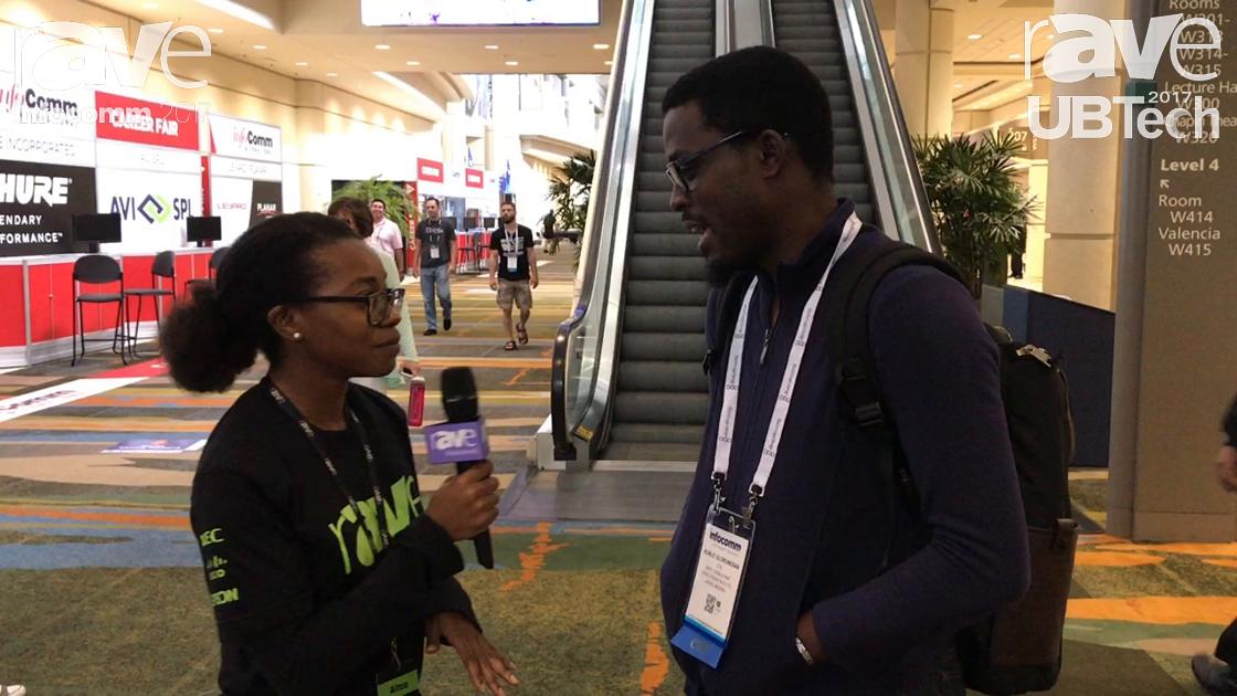 InfoComm 2017: Aitza Speaks to Kunle Olorunesan from Sync Essentials