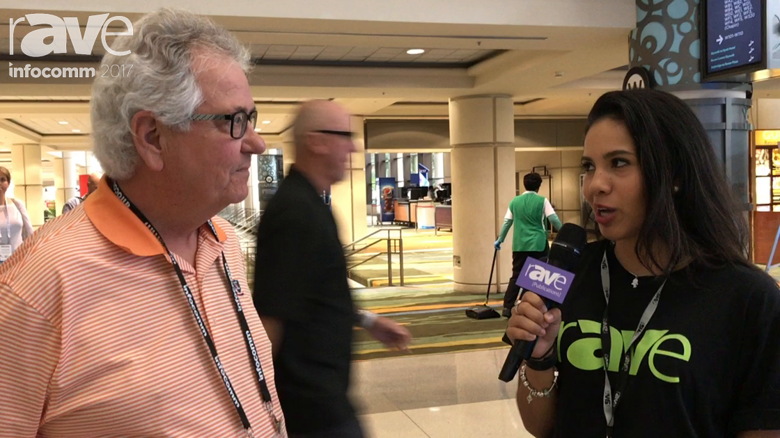 InfoComm 2017: Daniel Nye Explains His Experiences at InfoComm17 with Jarely