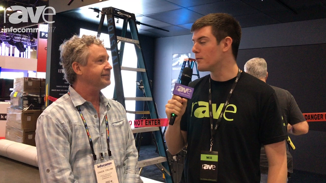 InfoComm 2017: Will Speaks to Chuck Collins from DPI About Celebrating Their 20th Anniversary