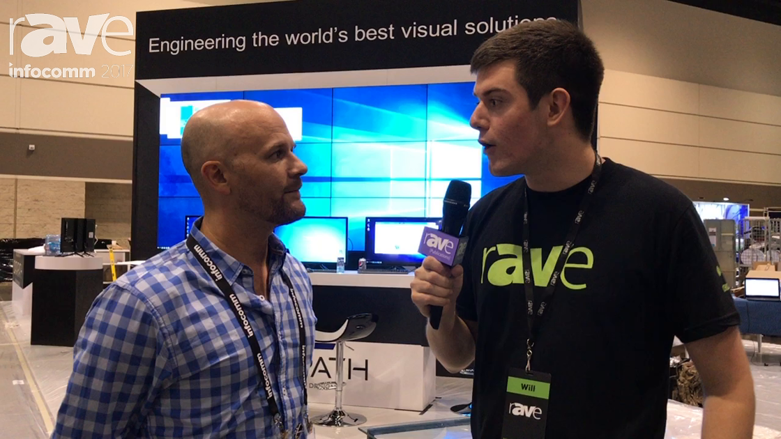 InfoComm 2017: Will Speaks with Ken Eagle from Atlona About Their Video Conferencing Products