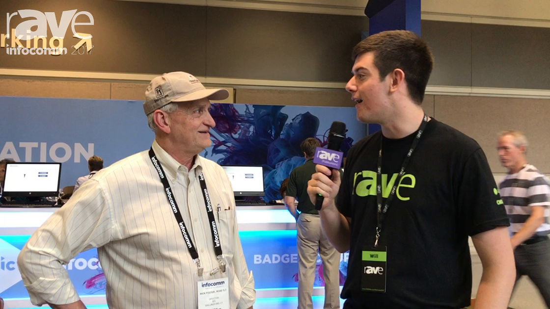 InfoComm 2017: Will Talks with Rick Foster from Innovative Engineering Services