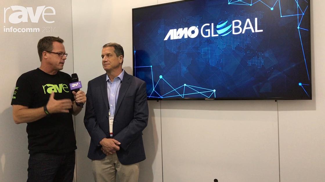 InfoComm 2017: Sam Taylor of Almo Pro AV Speaks with rAVe's Gary Kayye