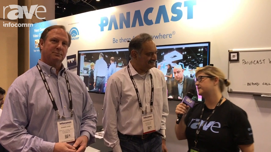InfoComm 2017: Sara Abrons Talks to Aurangzeb Khan and Dennis Dyer of Altia Systems